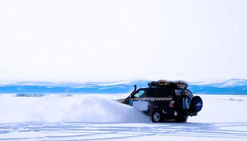 Зимние джип-туры