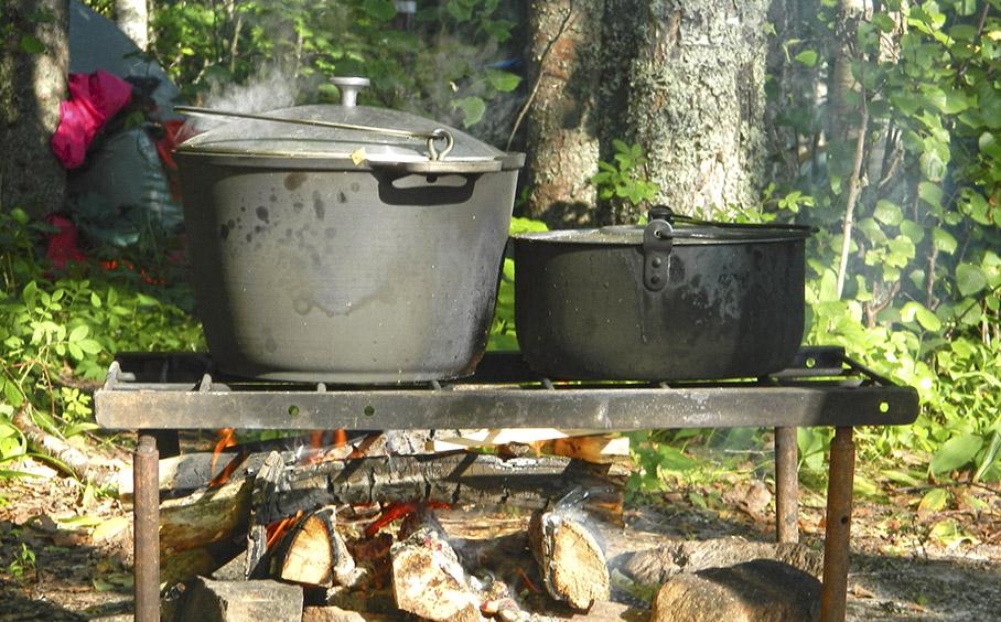 Наша походная кухня